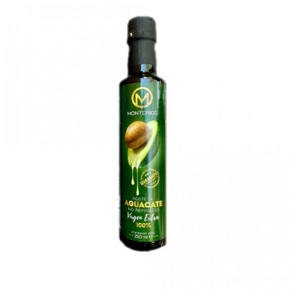 Олія авокадо 250мл, Monteriko