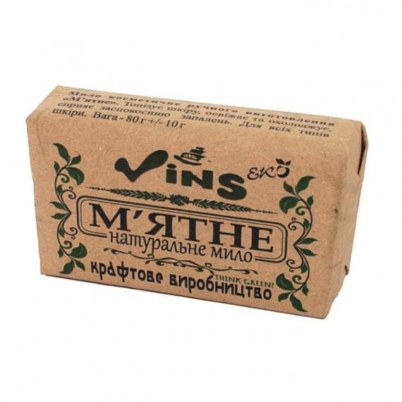 Мило м'ята  80 г, Vins
