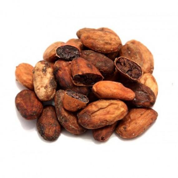Боби какао, 500г Гана ZDOROVA
