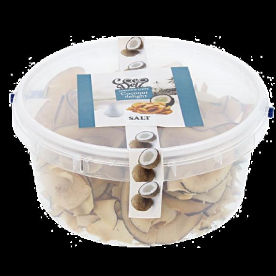 Кокосові чіпси з сіллю, 100г Coco Deli