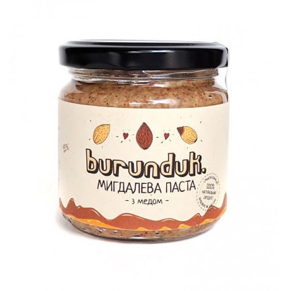 Мигдалева паста, 180 г Burunduk