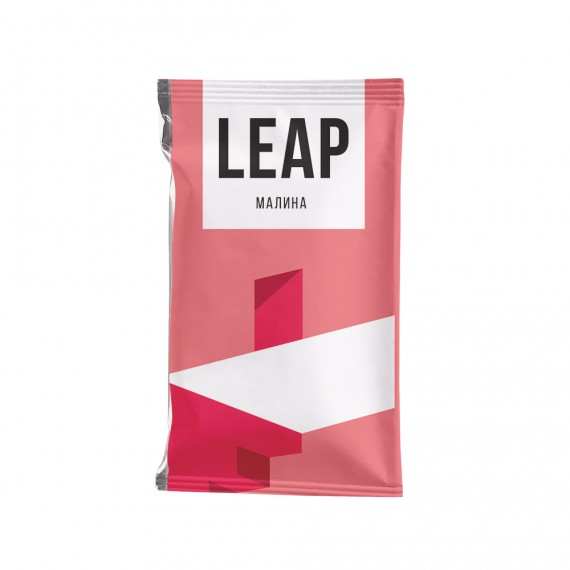 Фруктово-горіховий батончик Leap малина, 45г