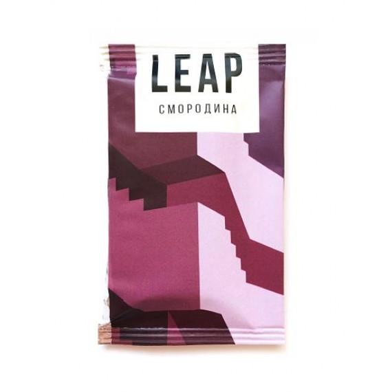 Фруктово-горіховий батончик Leap смородина, 45г