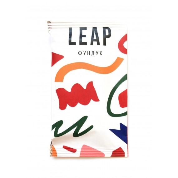 Фруктово-горіховий батончик Leap фундук, 45г