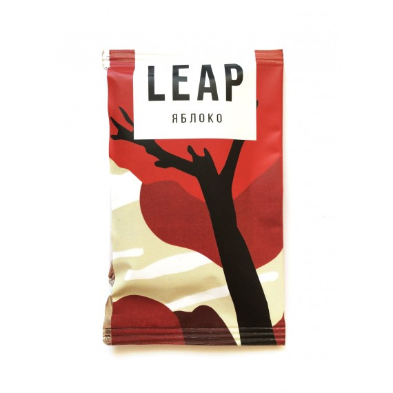 Фруктово-горіховий батончик Leap яблоко, 45г