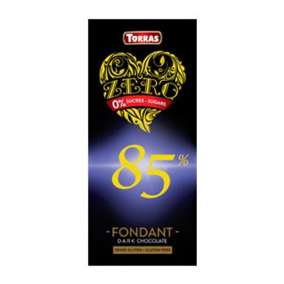 Шоколад Torras 85%,  100 г
