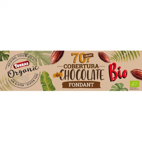 Шоколад Torras 70%, 250 г
