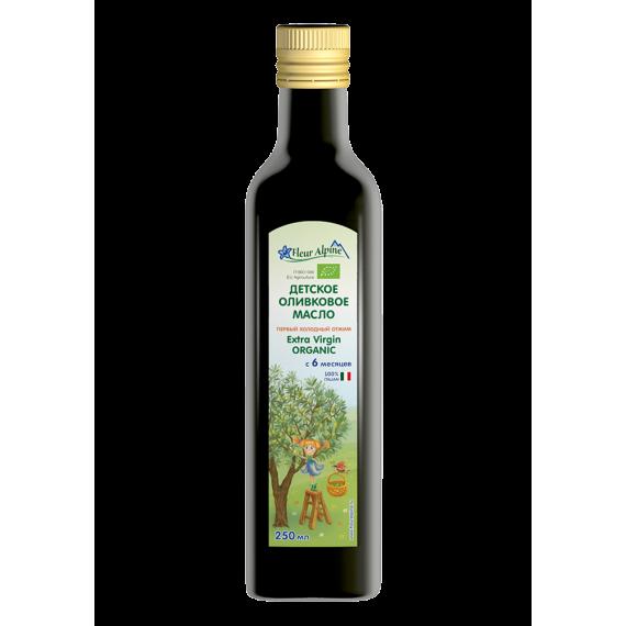 Оливова олія Extra Virgin, 250 мл Fleur Alpine