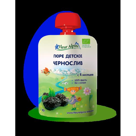 """Пюре фруктове """"Чорнослив"""", 90 г"""