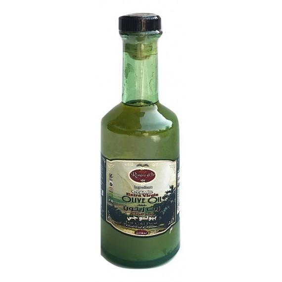 Oливкова олія Extra Virgin, 250мл organic