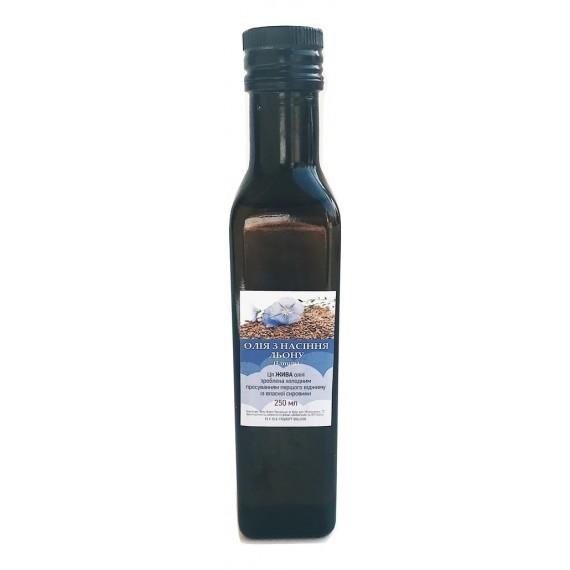 Олiя з насіння льону, 500 мл ZDOROVA