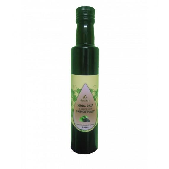 Олiя виноградних кісточок 250 мл їж еко