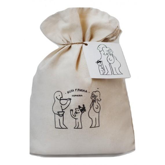 Біла глина харчова, 1 кг