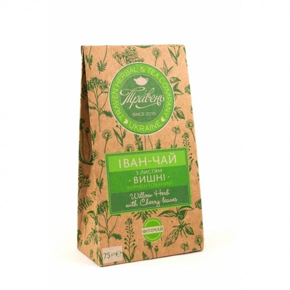 Iван - чай з листям вишні, 75 г Травень
