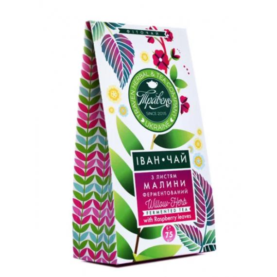 Iван - чай з листям малини, 75 г Травень