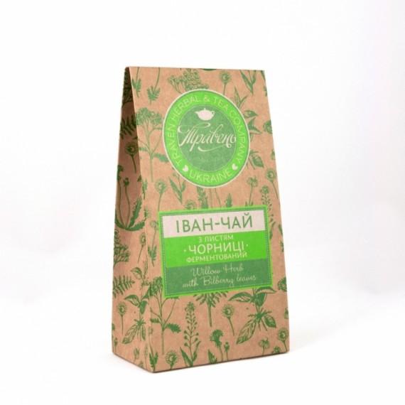 Iван - чай з листям чорниці, 75 г Травень