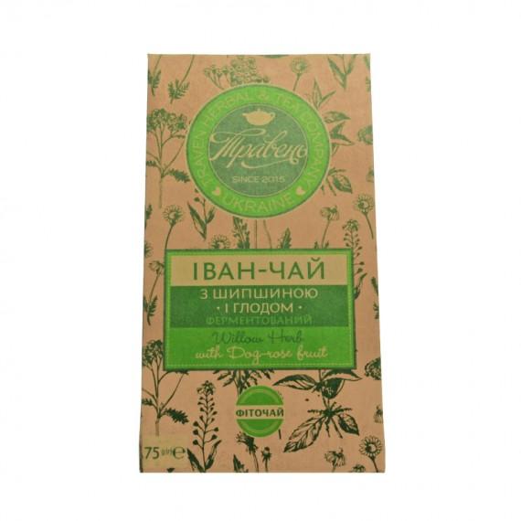 Iван - чай з шипшиною і глодом, 75 г Травень