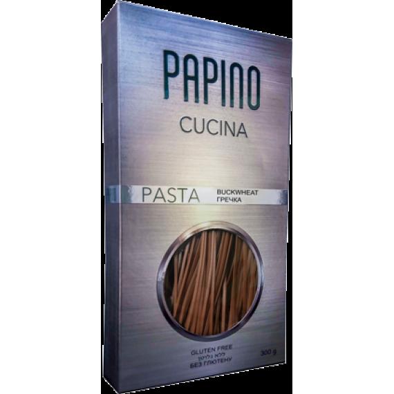 Паста гречана, 300г Papino