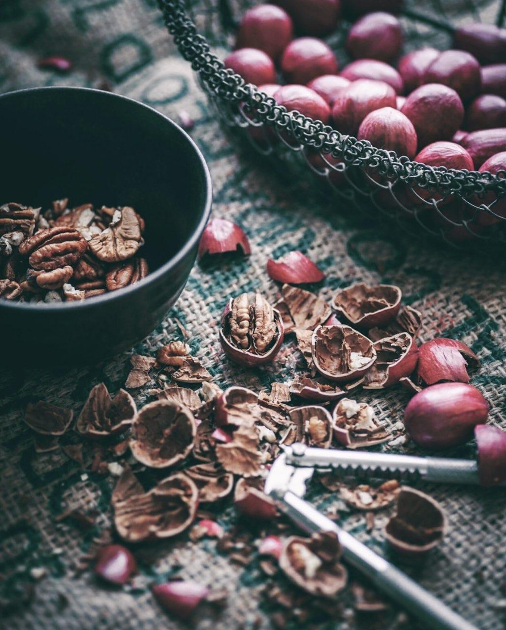 Для чого замочувати/активувати горіхи?