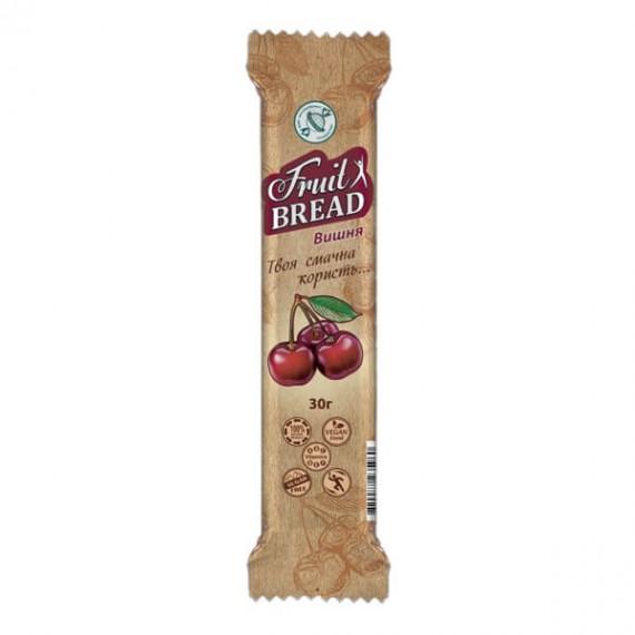 Батончик Cherry, 30 г Fruit Bread