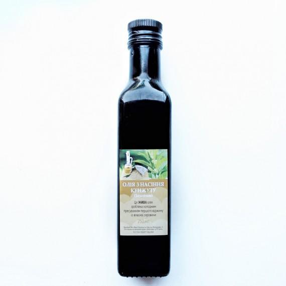 Олiя з насіння кунжуту, 250 мл ZDOROVA