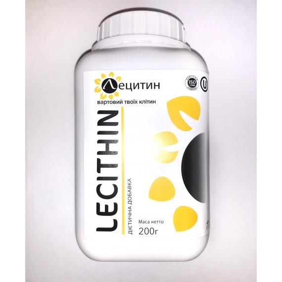 Лецитин соняшниковий 200г