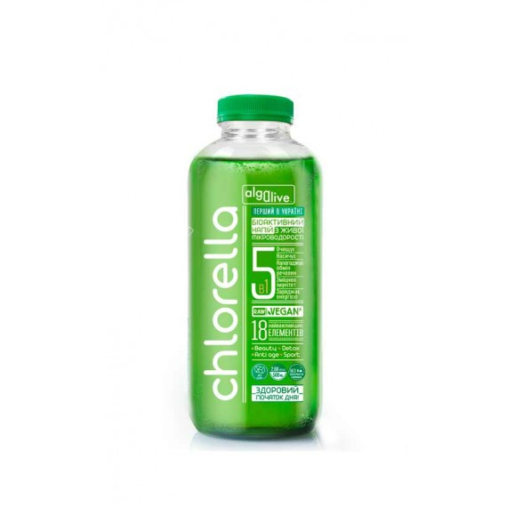 Wellness-напій chlorella 500мл