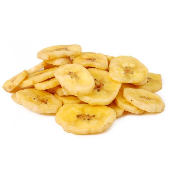 Сушені банани, 100г ZDOROVA