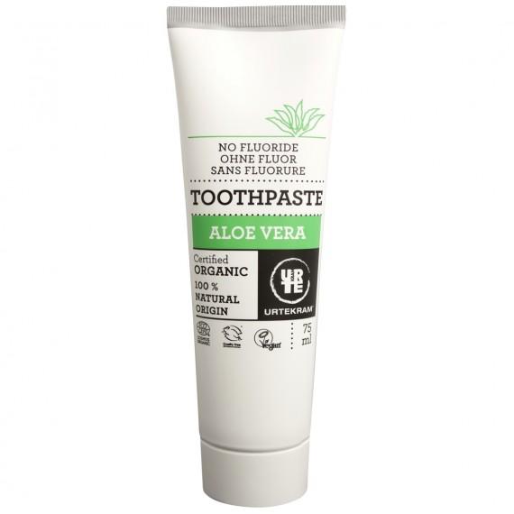 Органічна зубна паста алоє вера 75мл, URTEKRAM