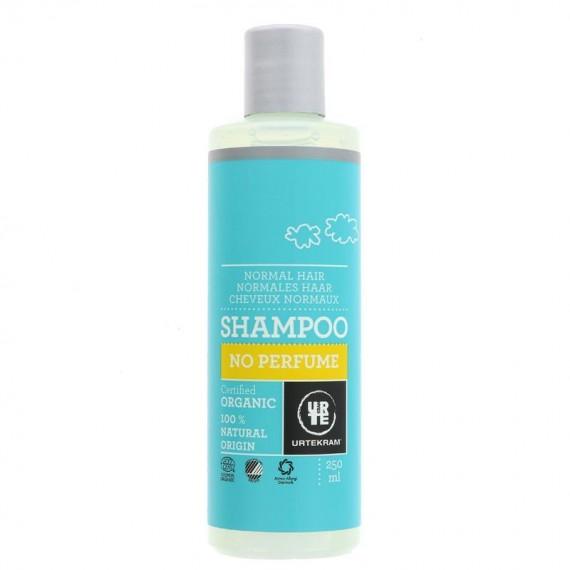 Органічний шампунь без аромату 250мл, URTEKRAM