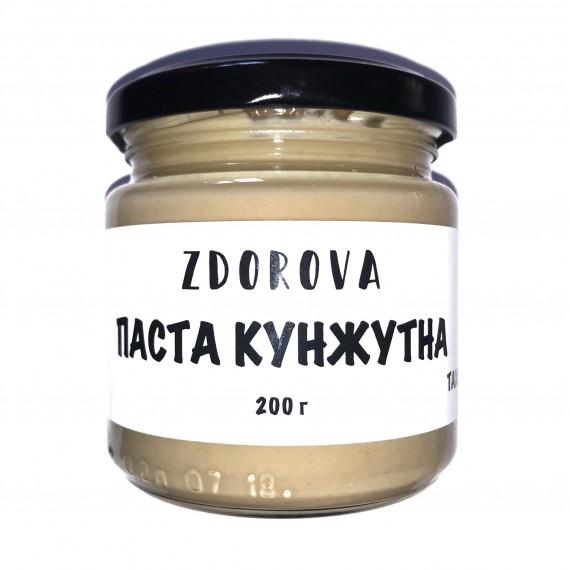 Кунжутна паста ZDOROVA,  200г