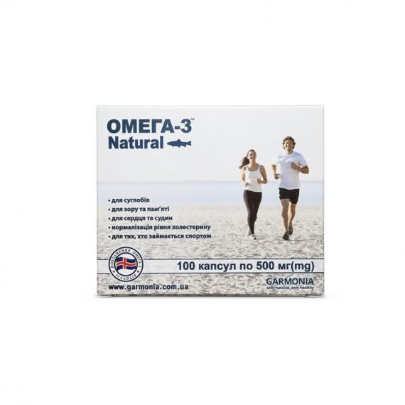 Омега-3 Natural, Garmonia