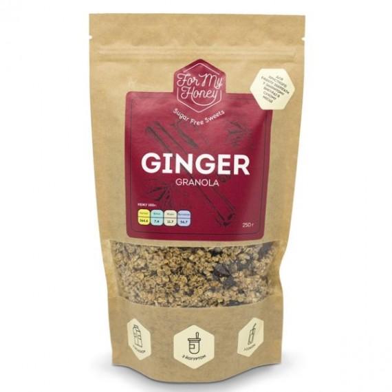 Гранола Ginger, 250 г For My Honey